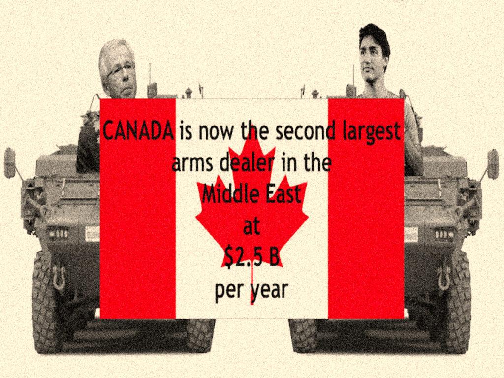 flag dion & Trudeau Lavs