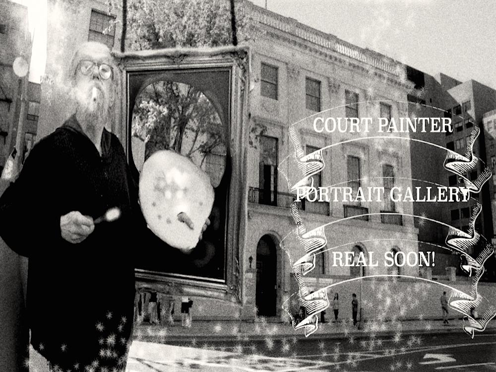 Court Painter & CP Portrait Gallery