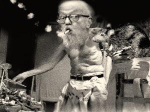 Court Painter & Pet rat