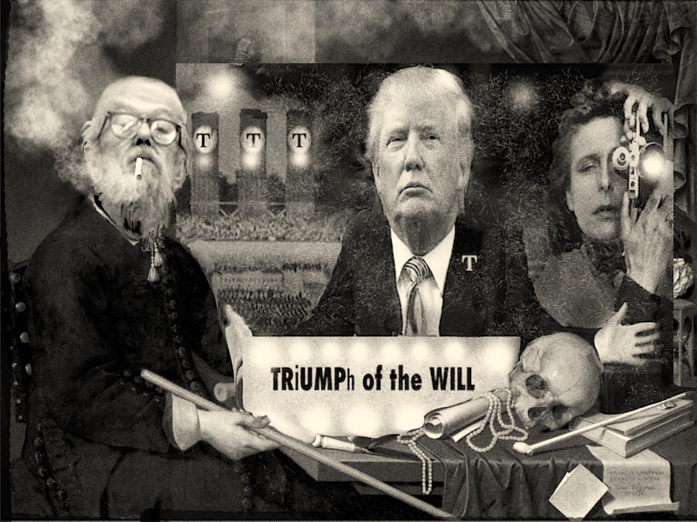 Court Painter & Triumph of the Will