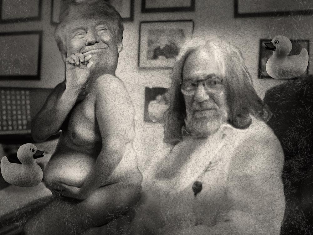Presumptous Emperor & Doc