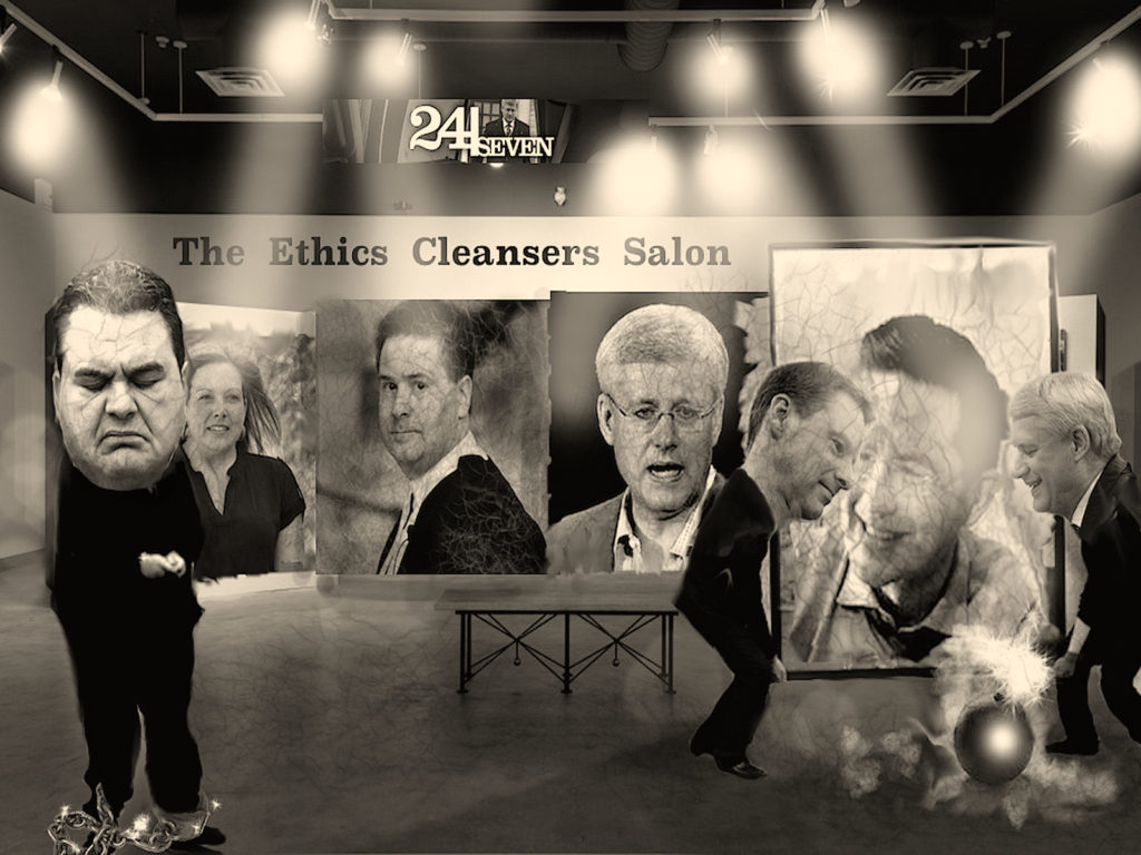 The Ethics Cleansers Salon