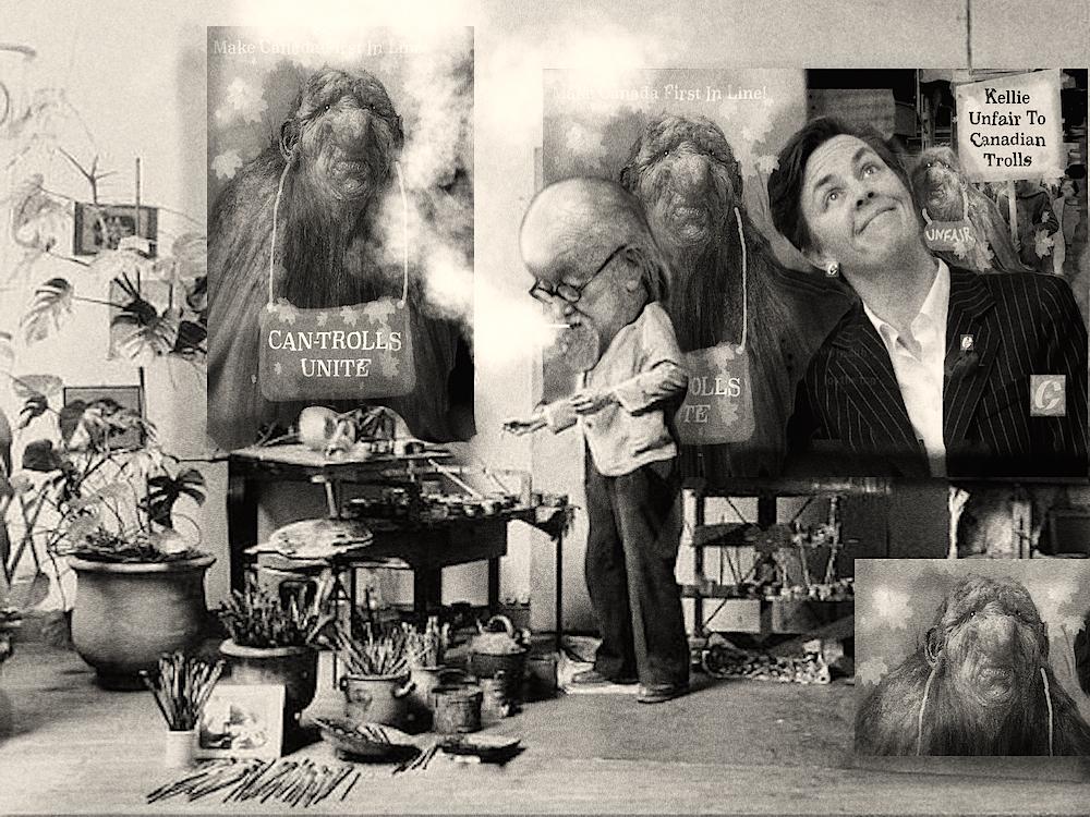 Court Painter & Can'trolls
