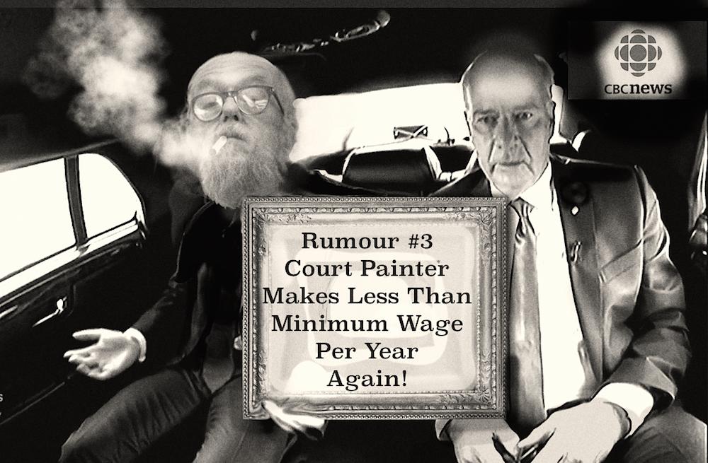 Court Painter & Rumour # 3