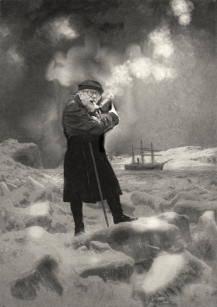 Georg von Rosen: Upptäcktsresanden A. E. Nordenskiöld. NM 1396